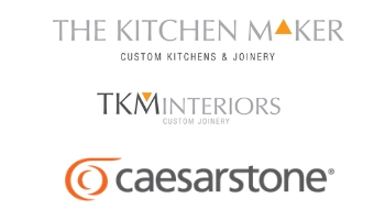 Picture of THE KITCHEN MAKER CAESARSTONE